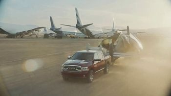Ram Trucks Labor Day Sales Event TV Spot, 'The Greater Good: Long Live' [T2] - 560 commercial airings