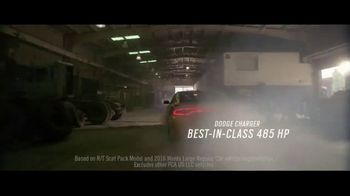 Dodge Labor Day Sales Event TV Spot, 'Brotherhood of Muscle: Judge Us' - Thumbnail 5