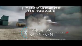Dodge Labor Day Sales Event TV Spot, 'Brotherhood of Muscle: Judge Us' - Thumbnail 8