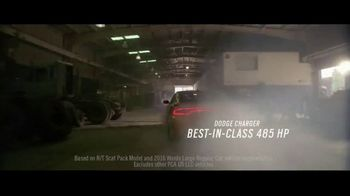 Dodge Labor Day Sales Event TV Spot, 'Brotherhood of Muscle: Judge Us' [T2] - Thumbnail 5