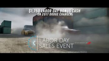 Dodge Labor Day Sales Event TV Spot, 'Brotherhood of Muscle: Judge Us' [T2] - Thumbnail 8