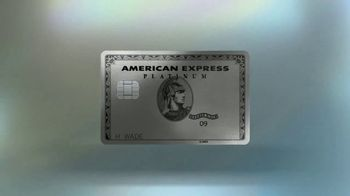 American Express Platinum TV Spot, '5X Points on Flights'