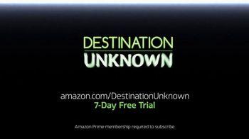 Amazon Prime Instant Video TV Spot, 'Destination Unknown' - Thumbnail 9
