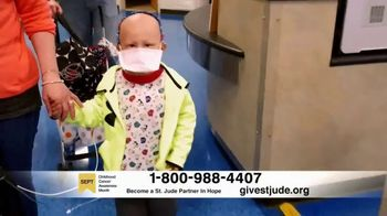 St. Jude Children's Research Hospital TV Spot, 'Become a Partner in Hope' - Thumbnail 3