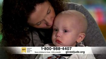 St. Jude Children's Research Hospital TV Spot, 'Become a Partner in Hope' - Thumbnail 5