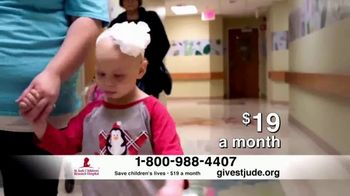 St. Jude Children's Research Hospital TV Spot, 'Become a Partner in Hope' - Thumbnail 6
