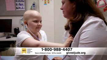 St. Jude Children's Research Hospital TV Spot, 'Become a Partner in Hope' - Thumbnail 7
