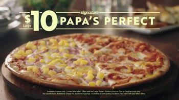 Papa Murphy's Papa's Perfect Pizza TV Spot, 'Law of Fresh'