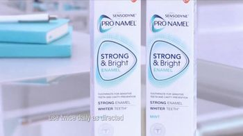ProNamel Strong & Bright TV Spot, 'Can I Make My Teeth Whiter?' - Thumbnail 6
