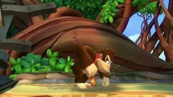 Donkey Kong Country: Tropical Freeze TV Spot, 'Disney Channel: Adventure' - Thumbnail 1