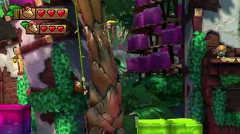 Donkey Kong Country: Tropical Freeze TV Spot, 'Disney Channel: Adventure' - Thumbnail 2
