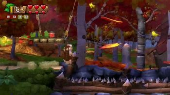 Donkey Kong Country: Tropical Freeze TV Spot, 'Disney Channel: Adventure' - Thumbnail 4
