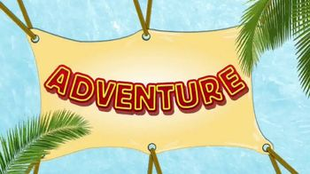 Donkey Kong Country: Tropical Freeze TV Spot, 'Disney Channel: Adventure' - Thumbnail 6