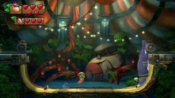 Donkey Kong Country: Tropical Freeze TV Spot, 'Disney Channel: Adventure' - Thumbnail 7
