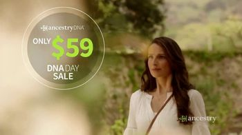AncestryDNA Day Sale TV Spot, 'Only $59' - Thumbnail 5