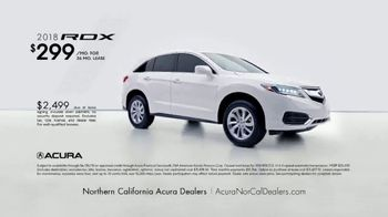 2018 Acura RDX TV Spot, 'Ready for the Road: High Performing' [T2] - Thumbnail 8