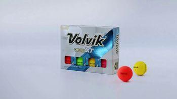 Volvik VIVID XT TV Spot, 'Matte Finish With Extreme Power and Distance' - Thumbnail 10