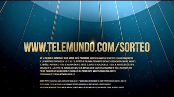 Telemundo TV Spot, 'Sorteo: Universal Parks & Resorts' [Spanish] - Thumbnail 9