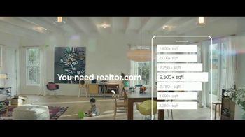 Realtor.com TV Spot, 'Square Footage' - Thumbnail 8