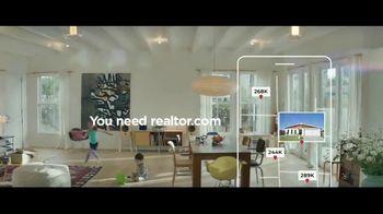 Realtor.com TV Spot, 'Square Footage' - Thumbnail 9