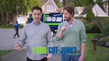 1-800-GOT-JUNK TV Spot, 'That Time of Year' - Thumbnail 10