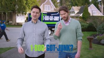 1-800-GOT-JUNK TV Spot, 'That Time of Year' - Thumbnail 9