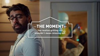 Lowe's TV Spot, 'Grilling Moment: Char-Broil' - 2259 commercial airings