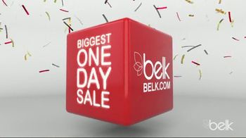 Belk Biggest One Day Sale TV Spot, 'Scratch & Save' - Thumbnail 1