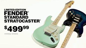 Guitar Center Guitar-A-Thon TV Spot, 'Stratocaster' Feat. Jared Scharff - 113 commercial airings