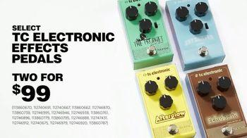 Guitar Center Guitar-A-Thon TV Spot, 'Stratocaster' Feat. Jared Scharff - Thumbnail 5