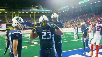 Baltimore Brigade TV Spot, 'Arena Football Is Back' - Thumbnail 2