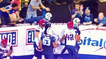 Baltimore Brigade TV Spot, 'Arena Football Is Back' - Thumbnail 3
