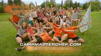 Camp MasterChef TV Spot, 'Team Challenges'