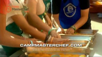 Camp MasterChef TV Spot, 'Team Challenges' - Thumbnail 2