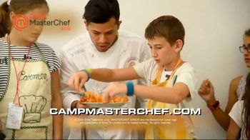 Camp MasterChef TV Spot, 'Team Challenges' - Thumbnail 3