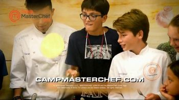 Camp MasterChef TV Spot, 'Team Challenges' - Thumbnail 5
