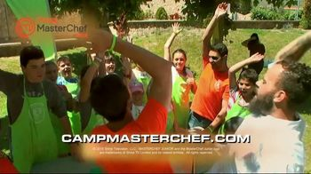 Camp MasterChef TV Spot, 'Team Challenges' - Thumbnail 6