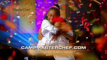 Camp MasterChef TV Spot, 'Team Challenges' - Thumbnail 7