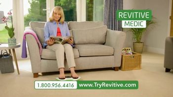 Revitive TV Spot, 'Relieve Aches & Pains' - Thumbnail 3