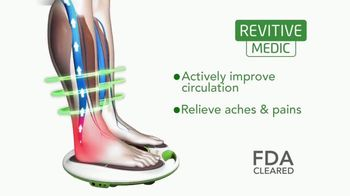 Revitive TV Spot, 'Relieve Aches & Pains' - Thumbnail 4