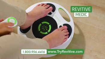 Revitive TV Spot, \'Relieve Aches & Pains\'