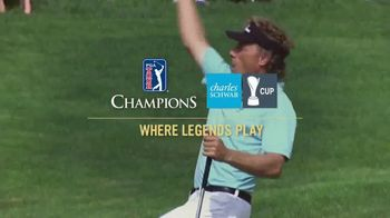 2018 PGA TOUR Champions TV Spot, 'Legends of Legends: Colin Montgomerie' - Thumbnail 10