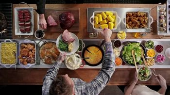 Golden Corral Ultimate Lunch TV Spot, 'Off the Hook' - Thumbnail 1