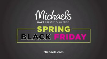 Michaels Spring Black Friday TV Spot, 'Doorbusters Every Day' - Thumbnail 6