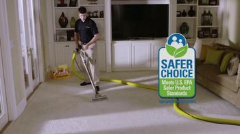 Stanley Steemer Carpet Cleaning TV Spot, 'That's Why: Two Rooms & Hall' - Thumbnail 4