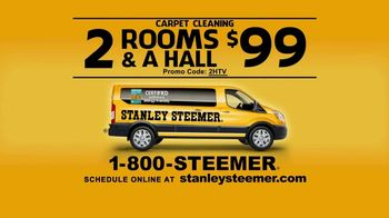 Stanley Steemer Carpet Cleaning TV Spot, 'That's Why: Two Rooms & Hall' - Thumbnail 7