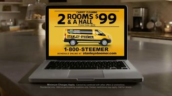 Stanley Steemer Carpet Cleaning TV Spot, 'That's Why: Two Rooms & Hall' - Thumbnail 8