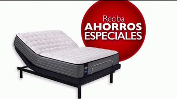 Rooms to Go Venta de Colchones TV Spot, 'Base ajustable' [Spanish] - Thumbnail 3