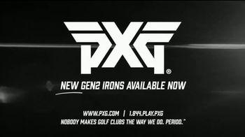 PXG 0311 Gen2 Irons TV Spot, 'Luxury' - Thumbnail 6
