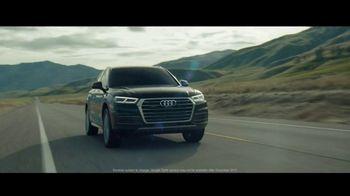2018 Audi Q5 TV Spot, 'The Decision' [T2] - Thumbnail 7